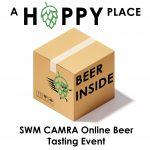 SWM CAMRA Beer Tasting Event. PREORDER
