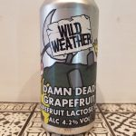 Wild Weather Damn Dead Grapefruit