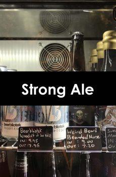 Strong Ales and Barleywines