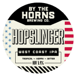 Tap 7: By The Horns Hopslinger [American IPA]