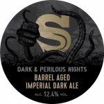 Tap 2: Siren x J Wakefield. Dark and Perilous Nights [Dark Ale]