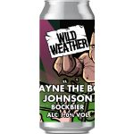 Tap 1: Wild Weather Dwayne The Bock Johnson [Strong Lager]