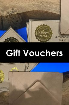 SUPPORT US WITH GIFT VOUCHERS