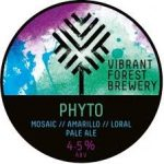 Tap 6: Vibrant Forest. Phyto [Pale Ale]