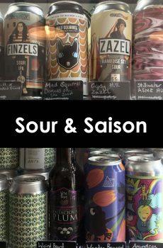 Sour and Saison