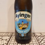 Ayinger. Lager Hell