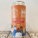 Gipsy Hill x NHS. Triple Fruited Sour