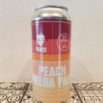 Fierce Beer Peach Melba Sour