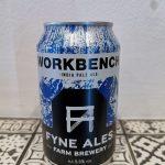 Fyne Ales. Workbench IPA